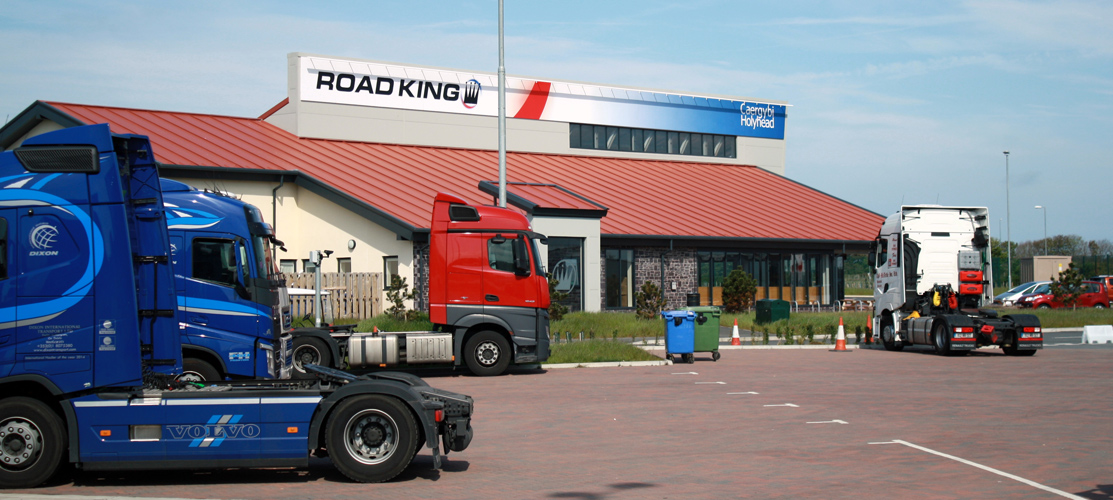 RoadKing Holyhead - Road King Transport Cafe and Restaurant